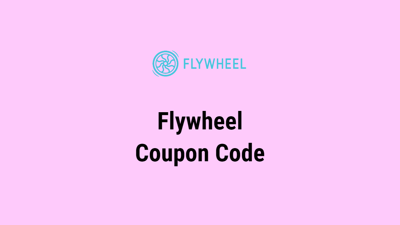 Flywheel Coupon Coded