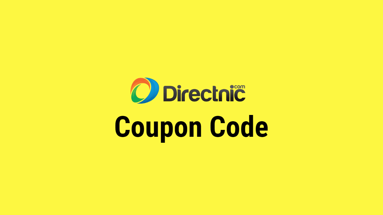 DirectNIC Coupon Code